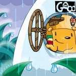 Goodie Bear hd wallpaper