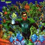 Green Lantern Corps wallpapers for iphone