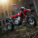 Honda CRF widescreen