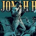 Jonah Hex background