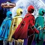 Power Rangers hd desktop