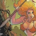 Shanna Comics hd wallpaper