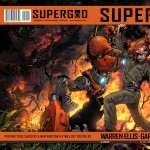 Supergod Comics desktop