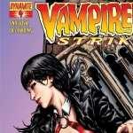 Vampirella Strikes wallpaper