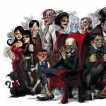 Creepy Comics desktop