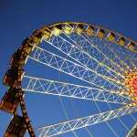 Ferris Wheel wallpapers for android