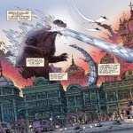 Godzilla Comics hd