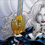 Lady Death image