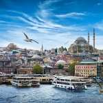 Suleymaniye Mosque hd wallpaper