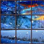 Window Artistic high quality wallpapers