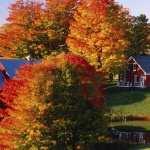 Farm high definition photo