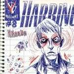Harbinger Comics free wallpapers