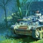 Panzer III download wallpaper