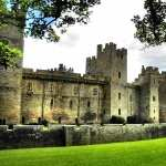 Raby Castle high quality wallpapers