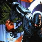 Robocop Comics background