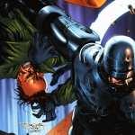 Robocop Comics background