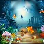 Underwater Artistic desktop