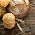 Bread desktop wallpaper