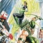 Green Arrow new wallpaper