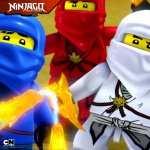 Lego Ninjago Masters Of Spinjitzu free wallpapers