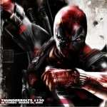 Thunderbolts Comics widescreen