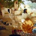 Artistic Religious image