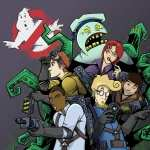 Ghostbusters Comics 1080p
