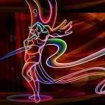 Neon Artistic desktop