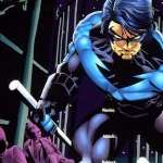 Nightwing Comics wallpapers for iphone