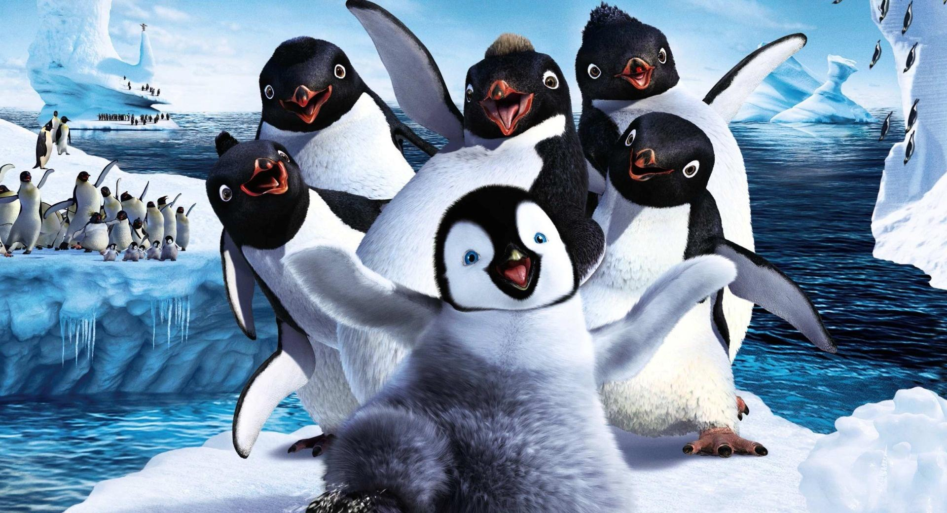 2011 Happy Feet 2 wallpapers HD quality