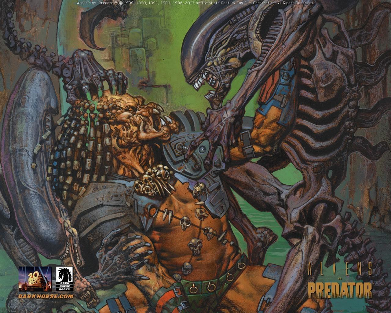 Aliens Vs. Predator wallpapers HD quality