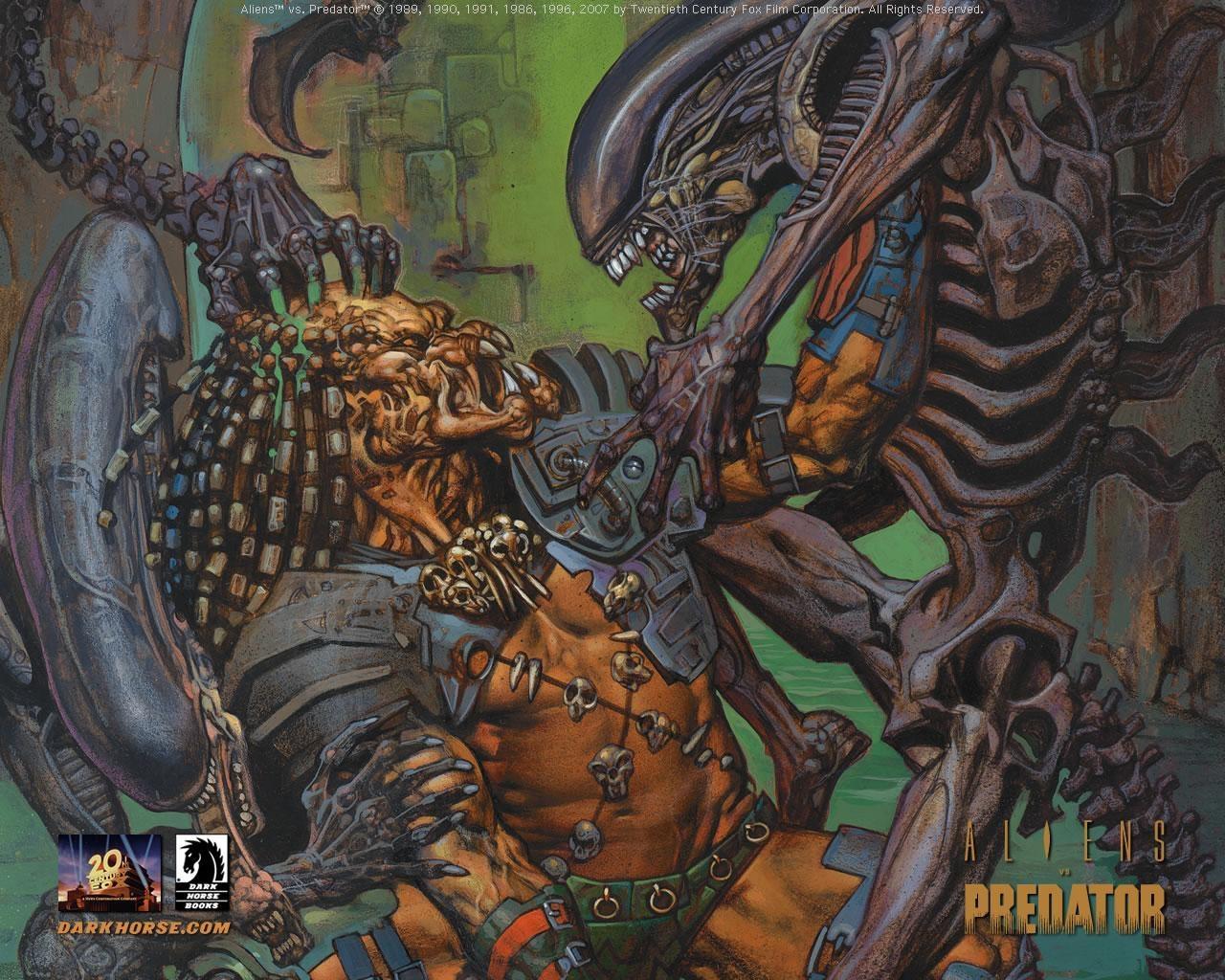 Aliens Vs. Predator wallpapers HD quality