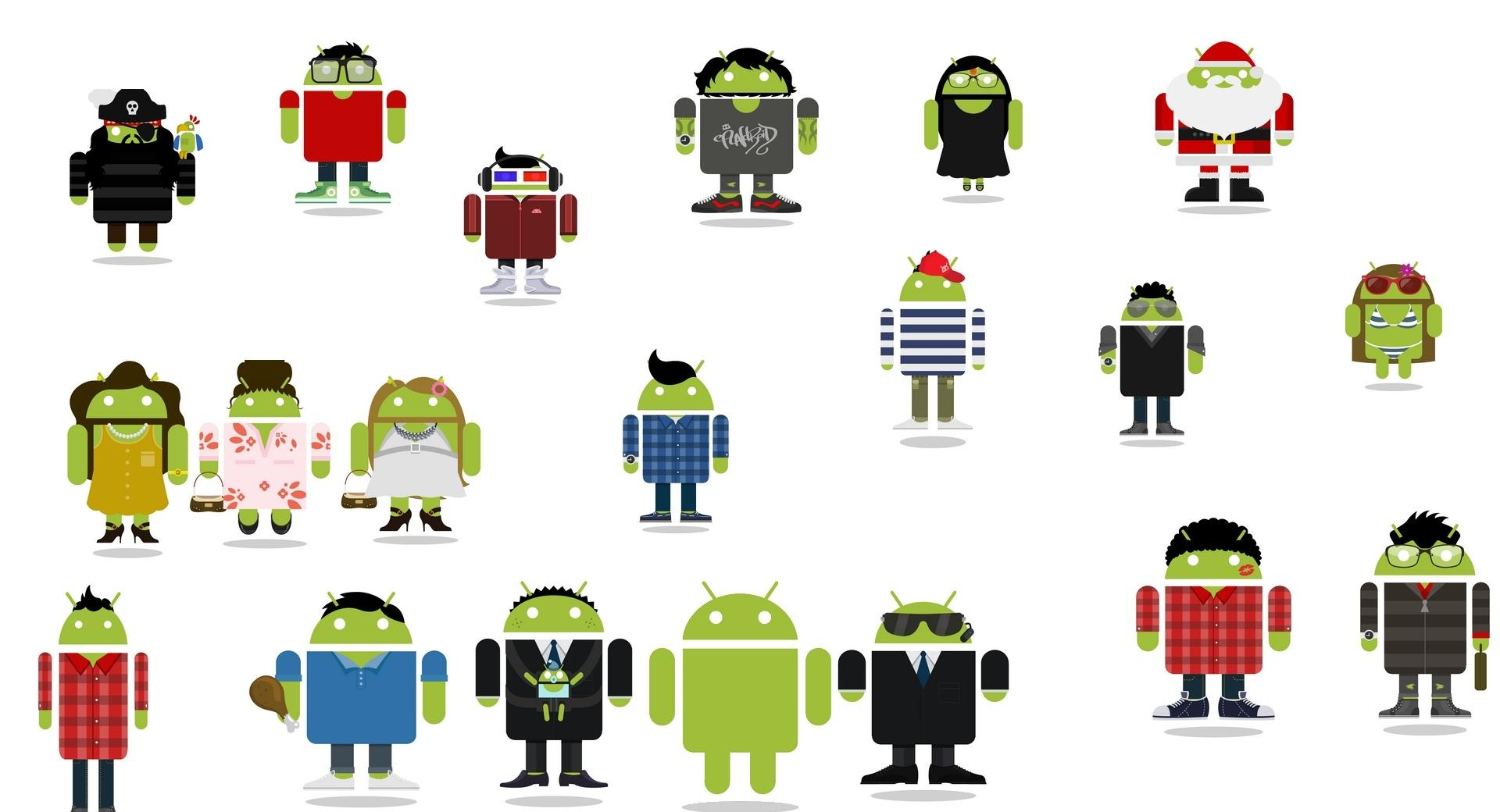 Android Family wallpapers HD quality