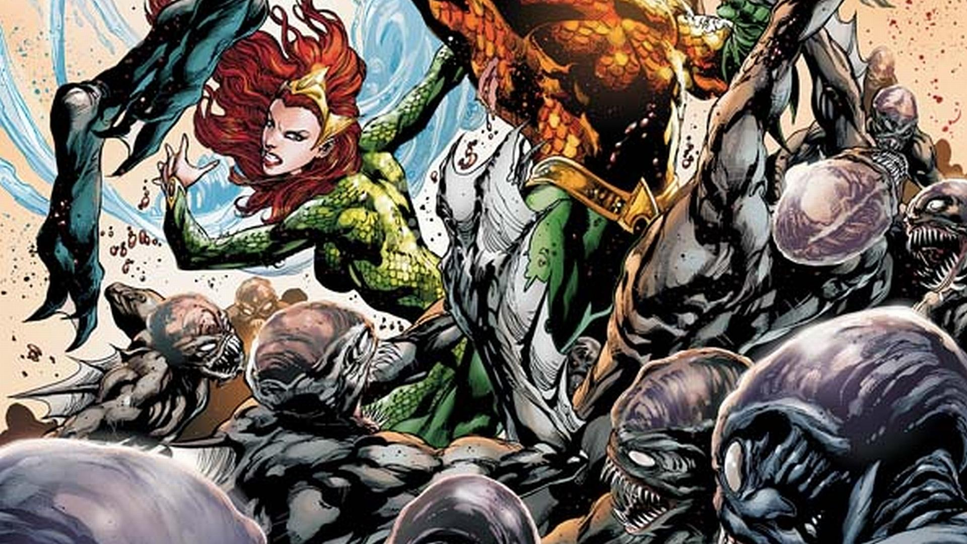 Aquaman Comics wallpapers HD quality