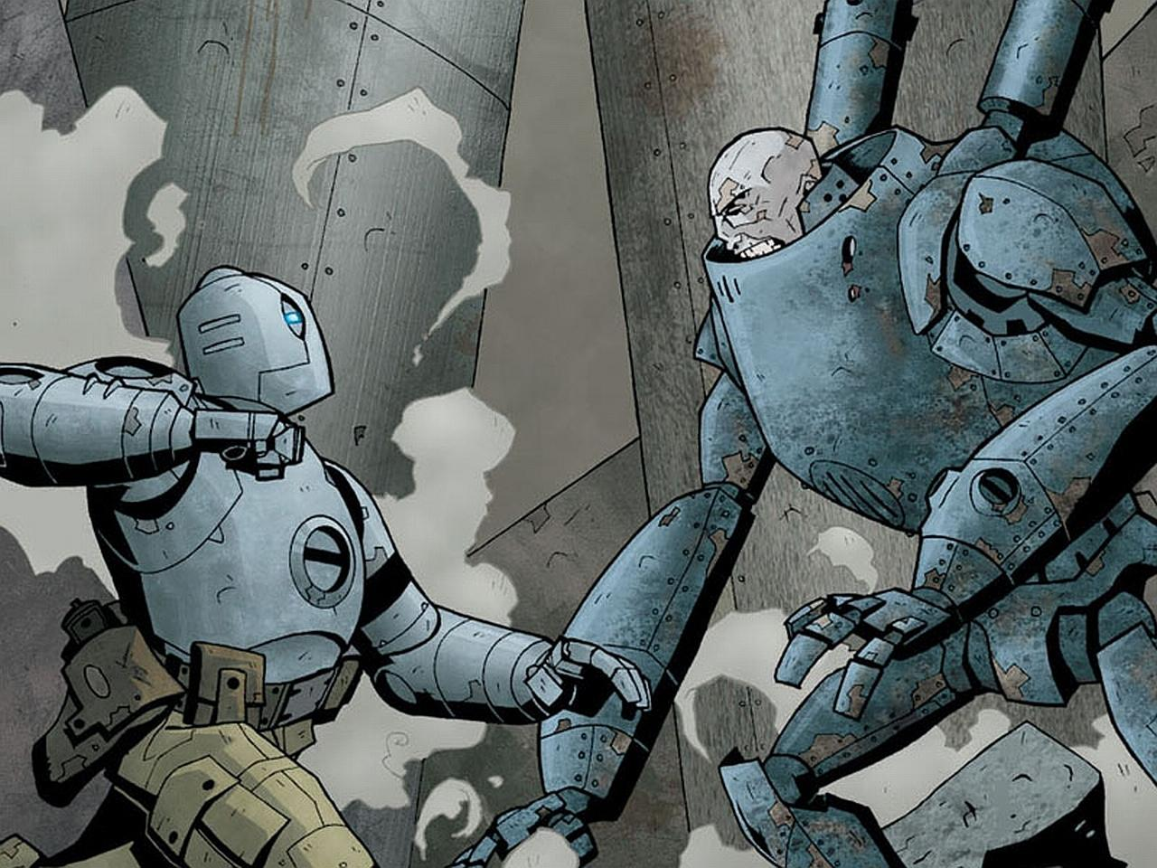 Atomic Robo wallpapers HD quality