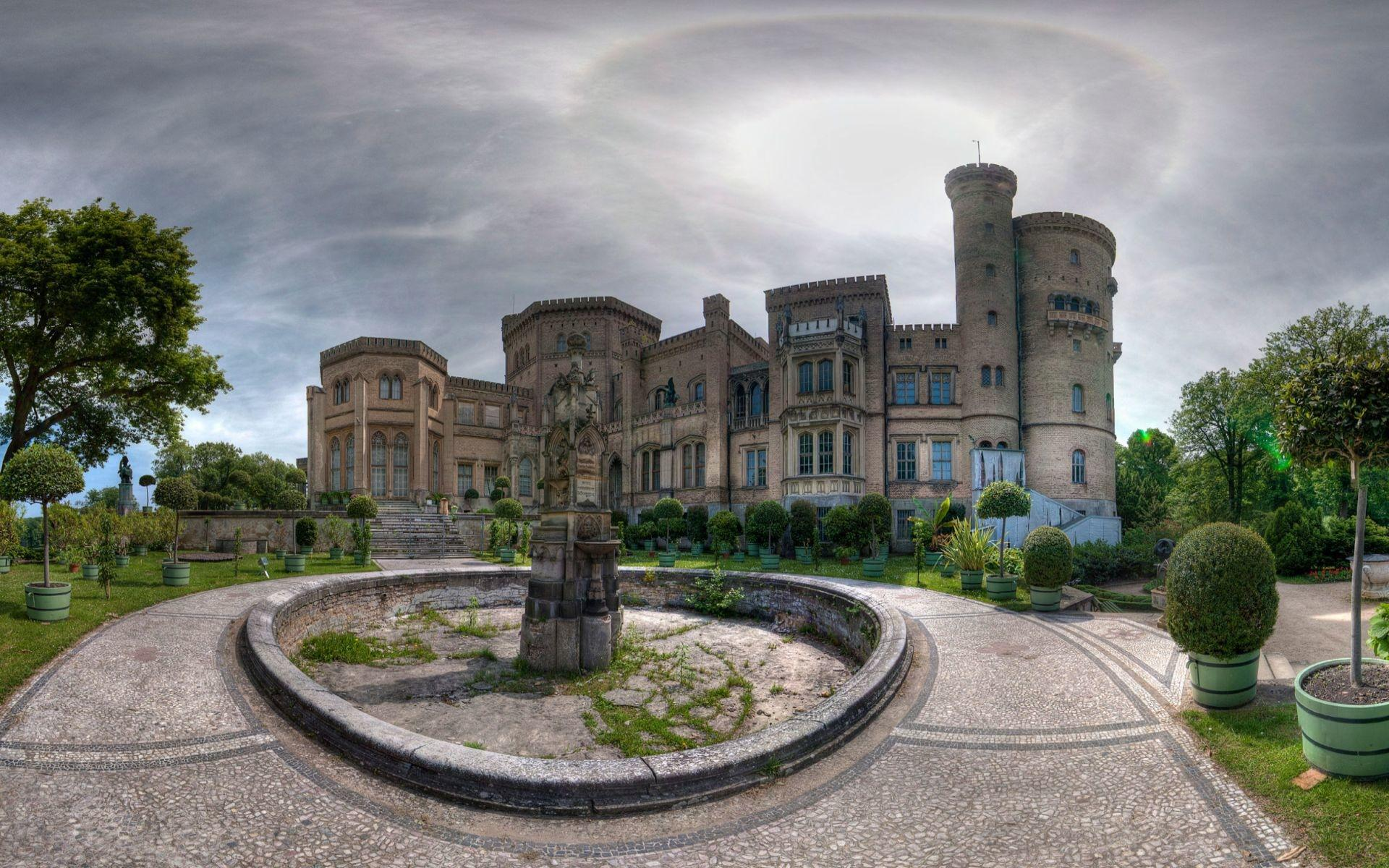 Babelsberg Palace wallpapers HD quality
