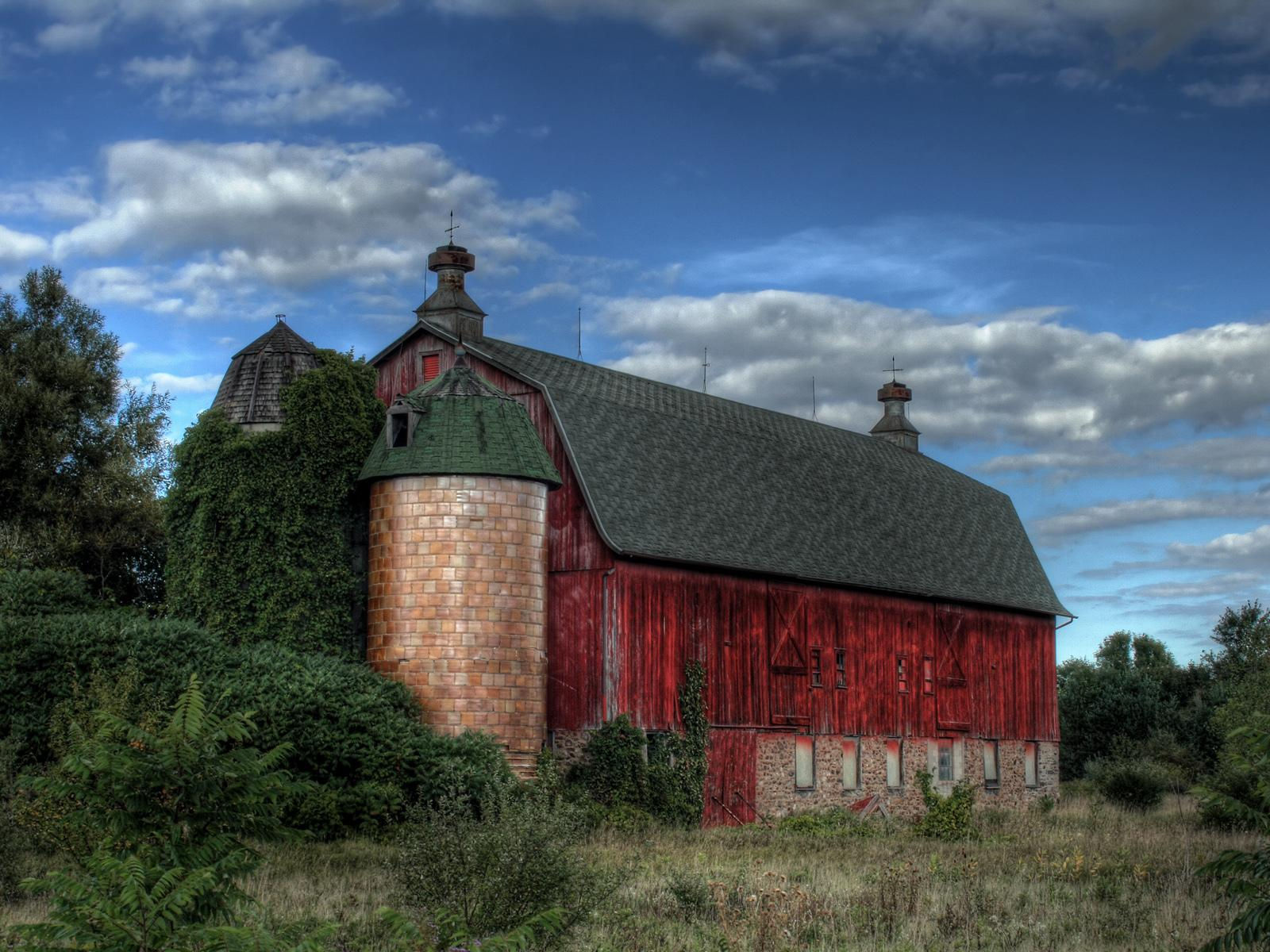Barn wallpapers HD quality