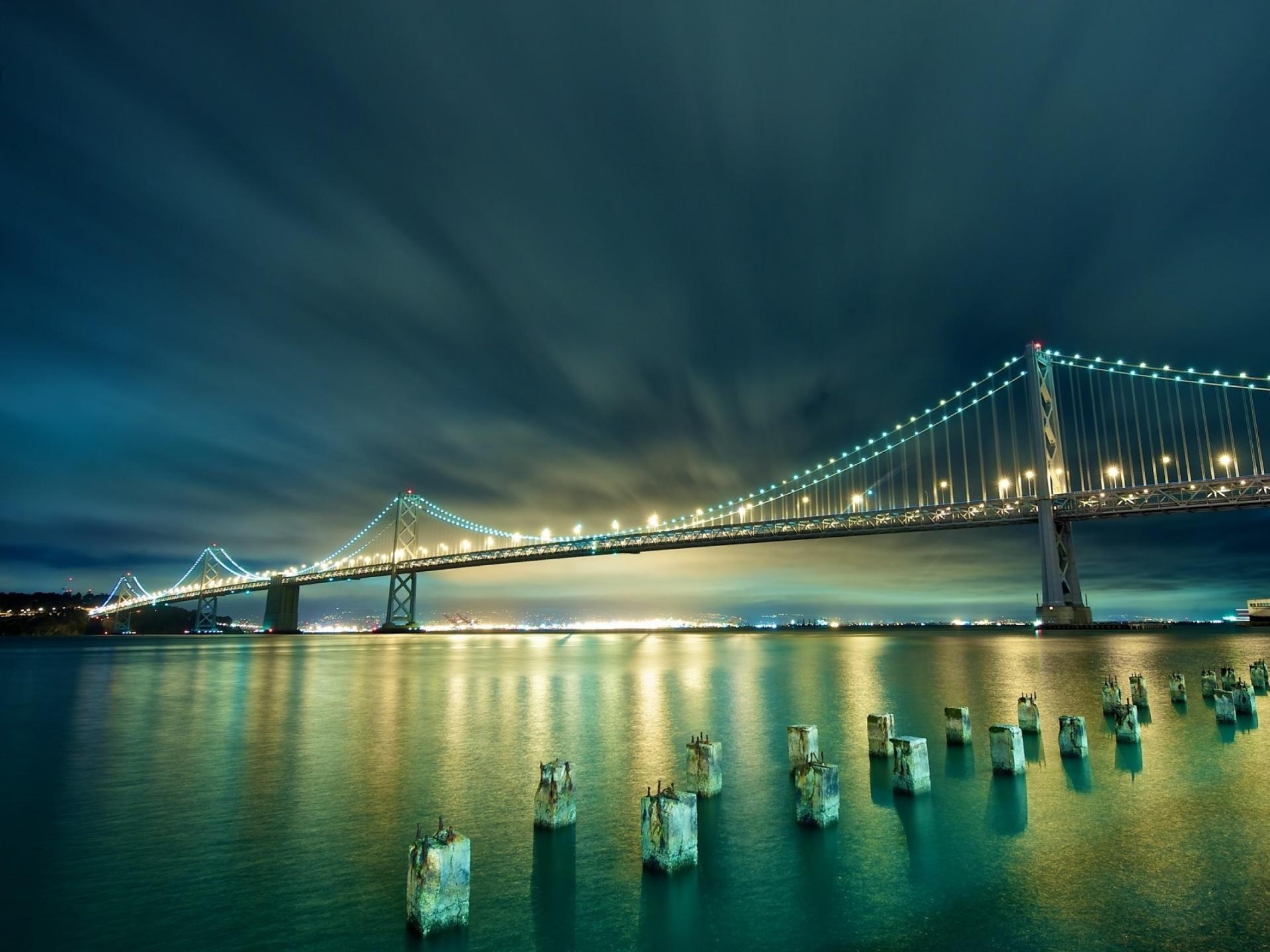 Bay Bridge wallpapers HD quality