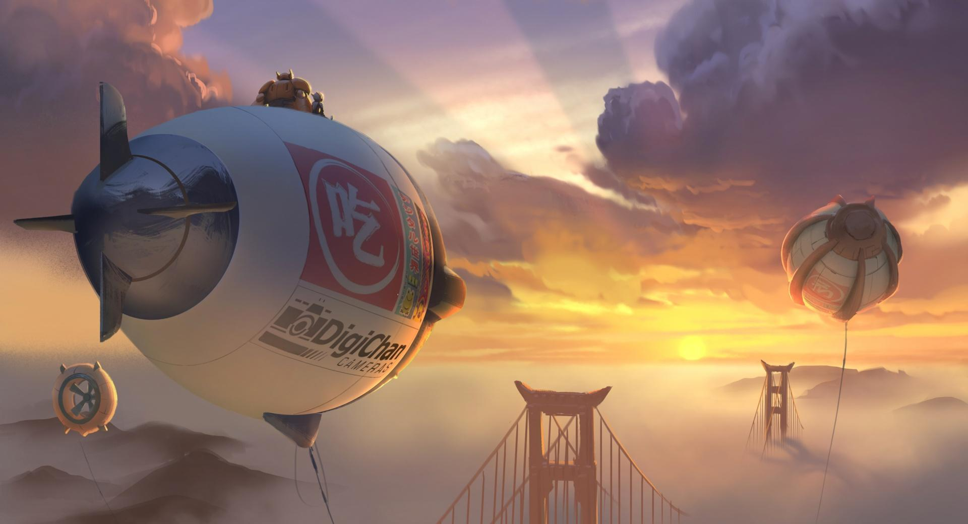 Big Hero 6 2014 wallpapers HD quality