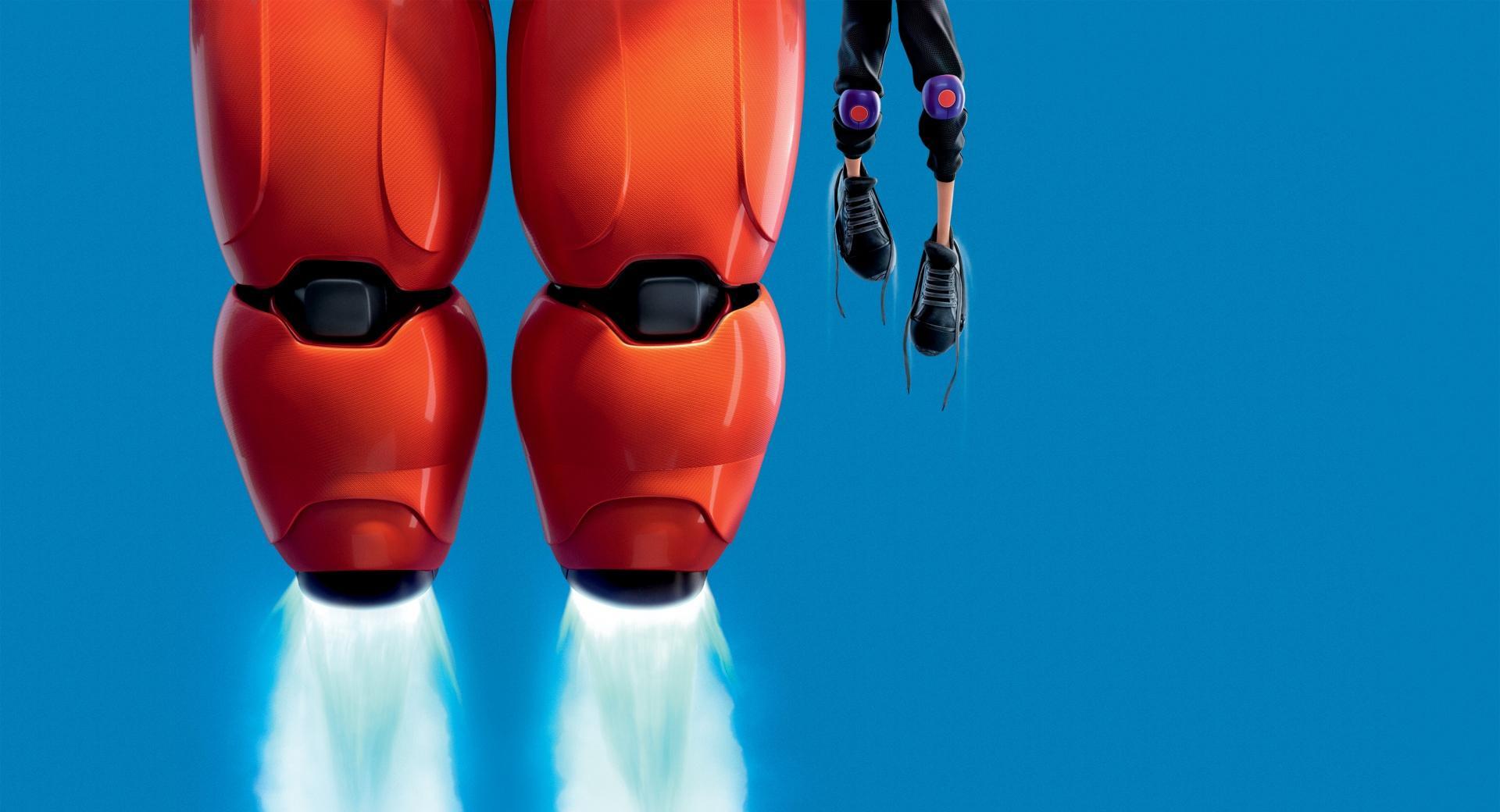 BIG HERO 6 2014 Film wallpapers HD quality