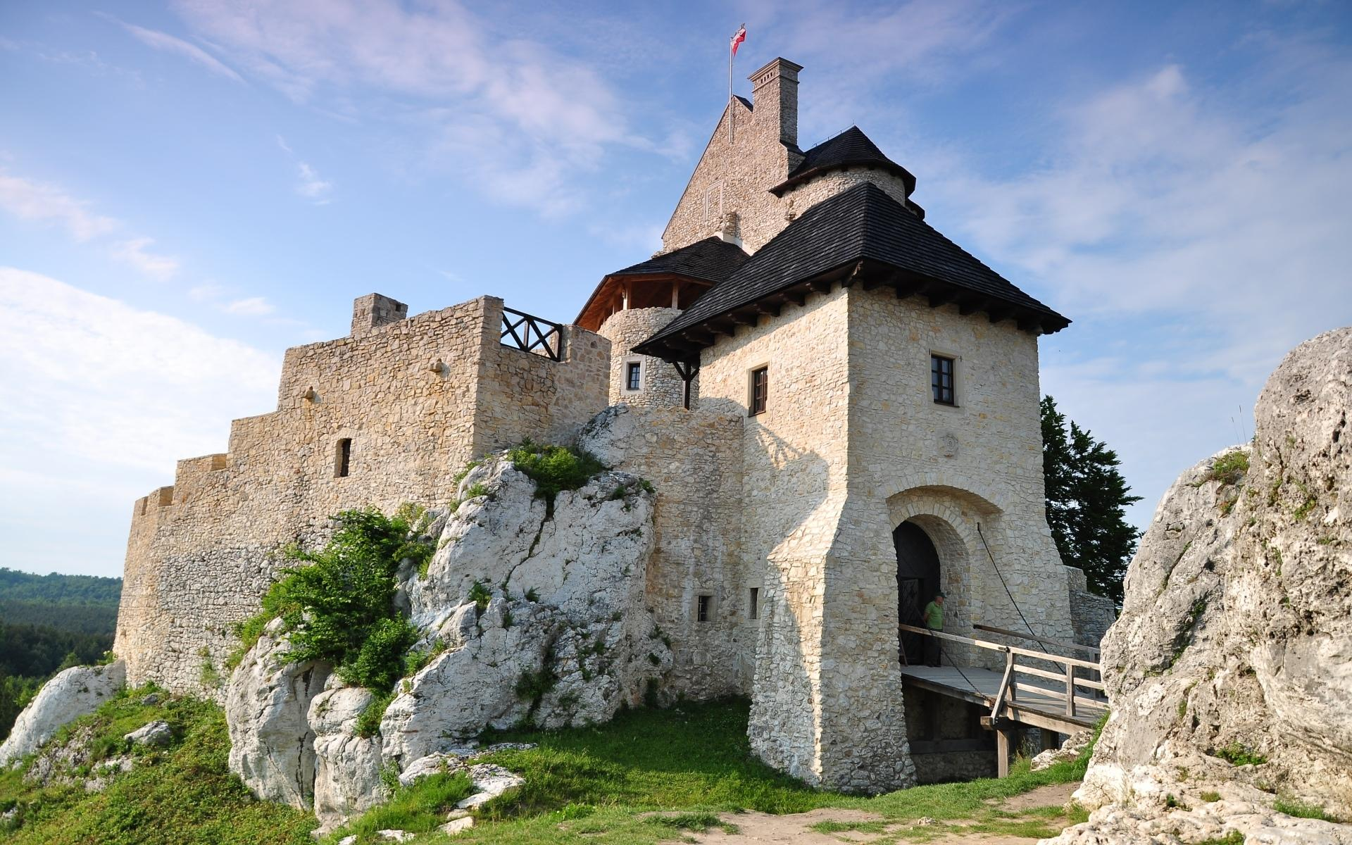 Bobolice Castle wallpapers HD quality