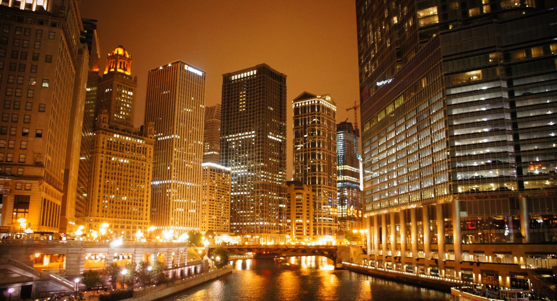 Chicago River wallpapers HD quality