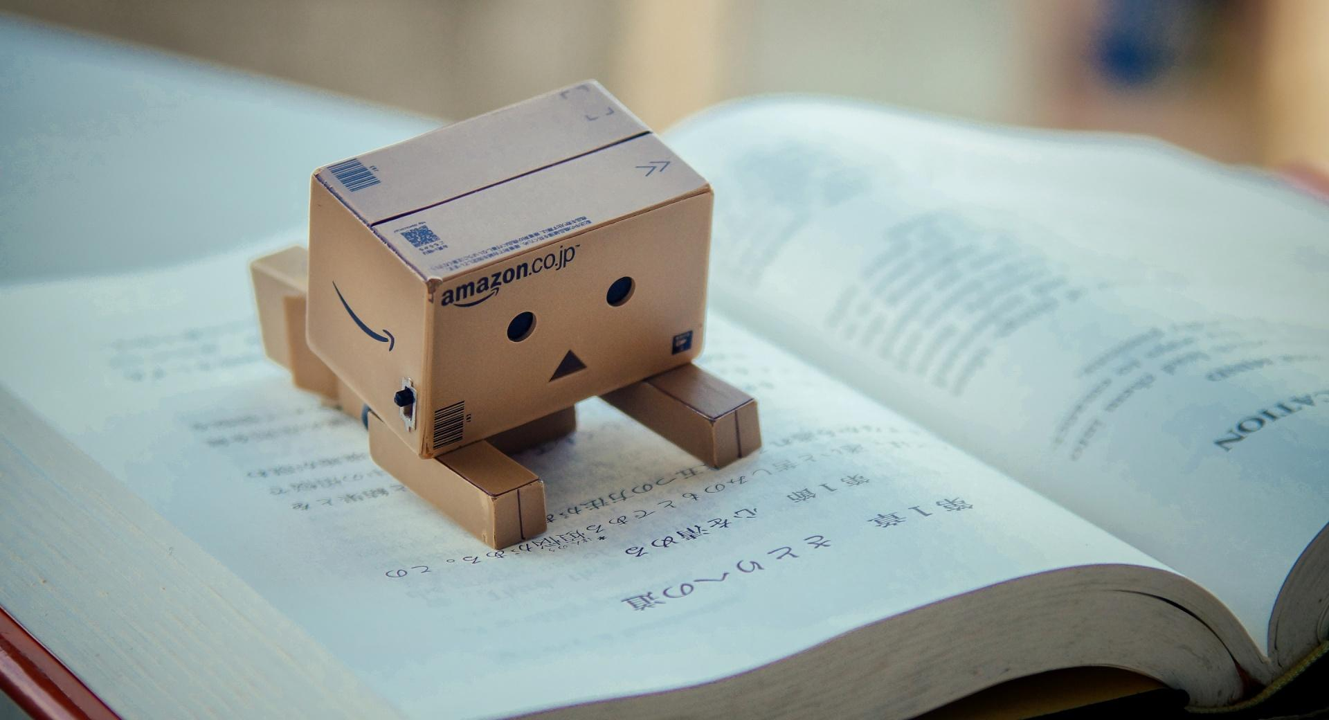 Danbo Reading Book wallpapers HD quality