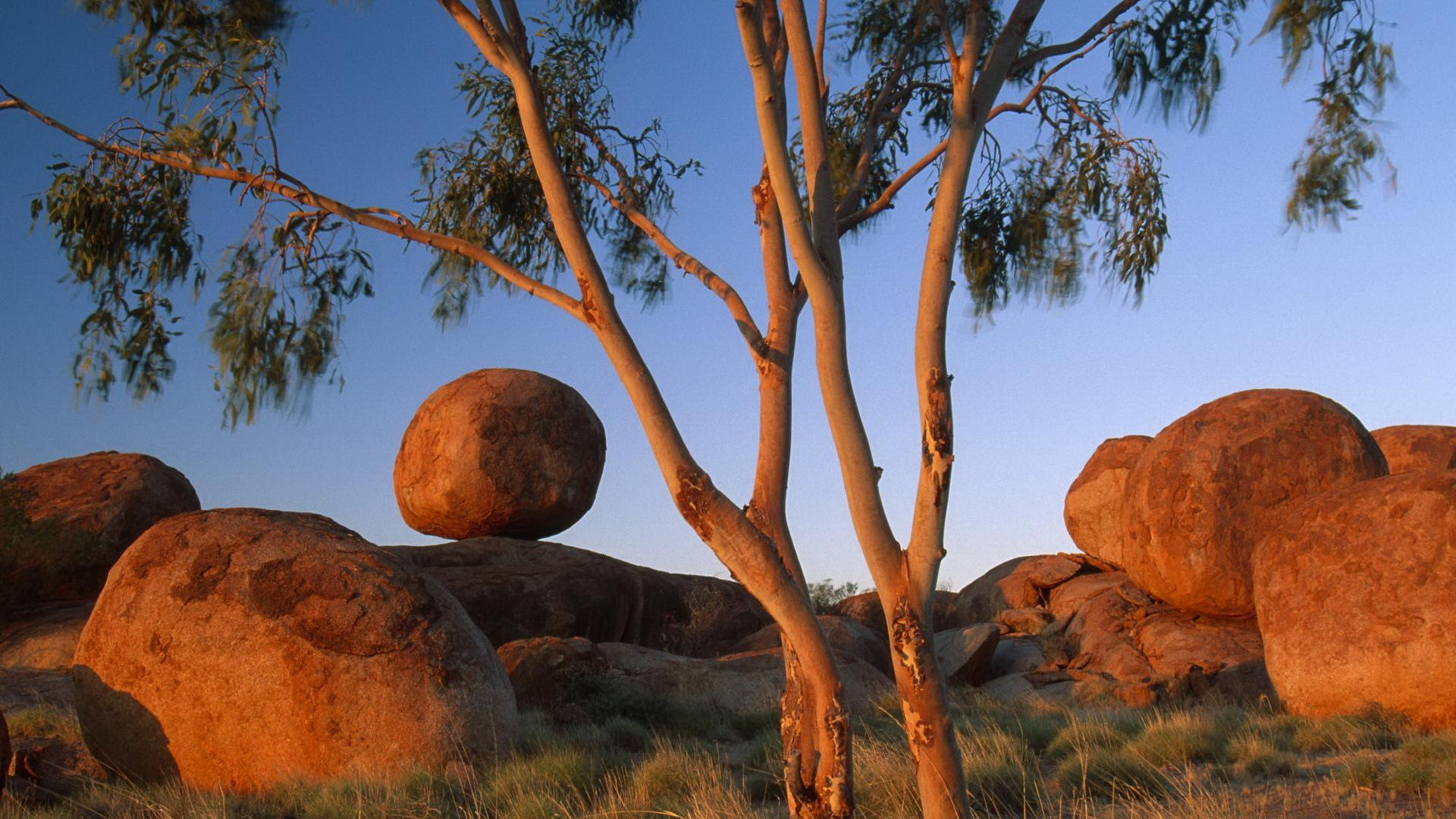 Devils Marbles wallpapers HD quality