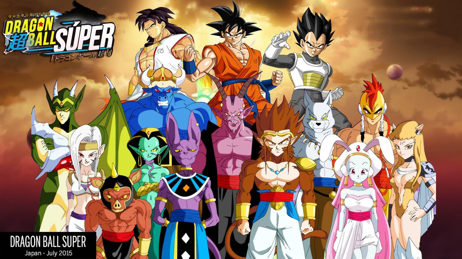 Dragon Ball Super wallpapers HD quality