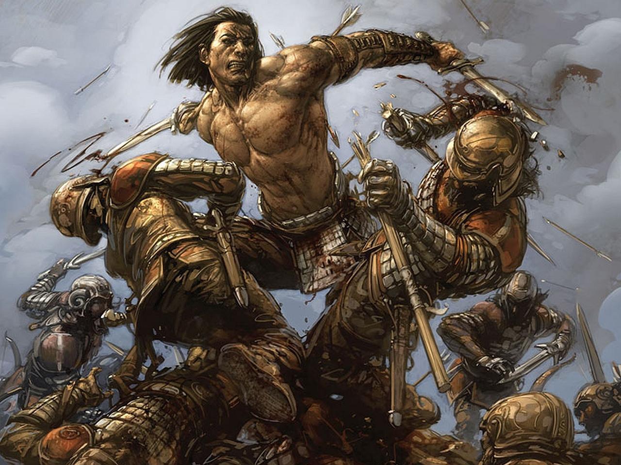 Eternal Warrior wallpapers HD quality