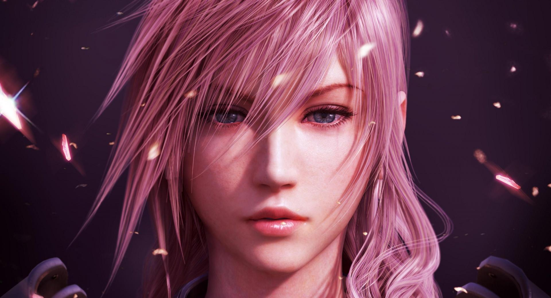 Final Fantasy XIII Lightning wallpapers HD quality