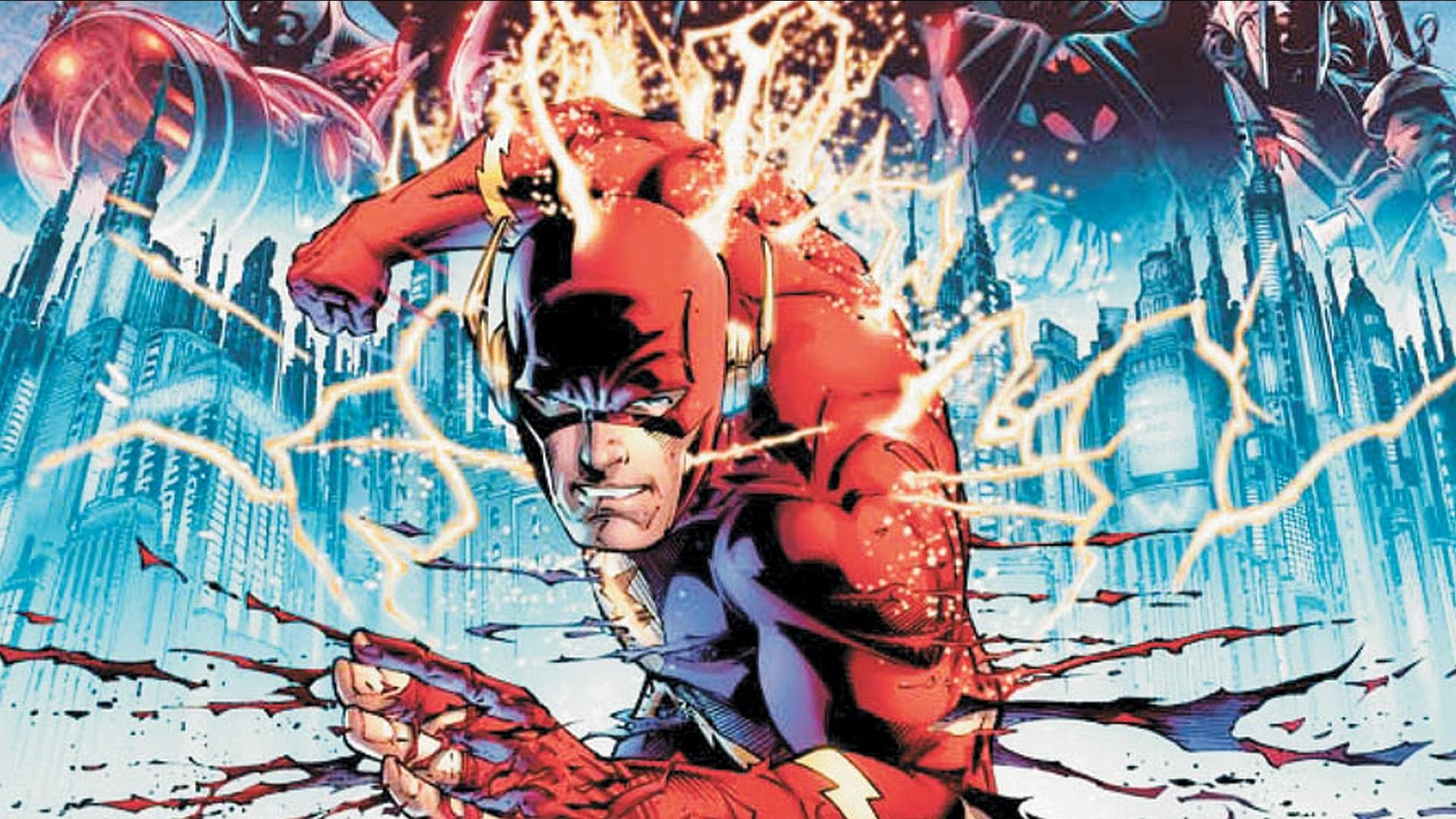 Flashpoint Comics wallpapers HD quality