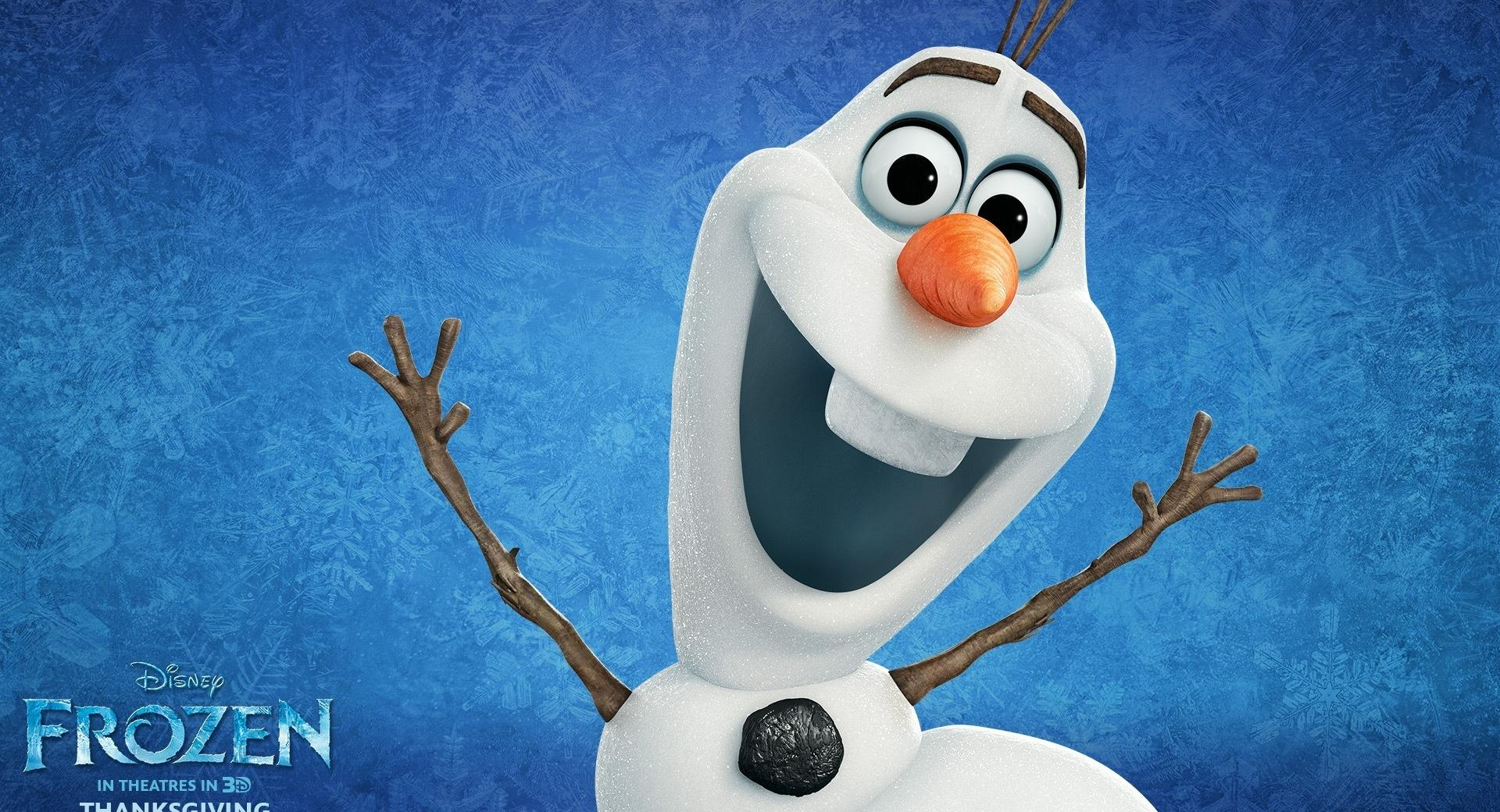 Frozen Movie Snowman wallpapers HD quality