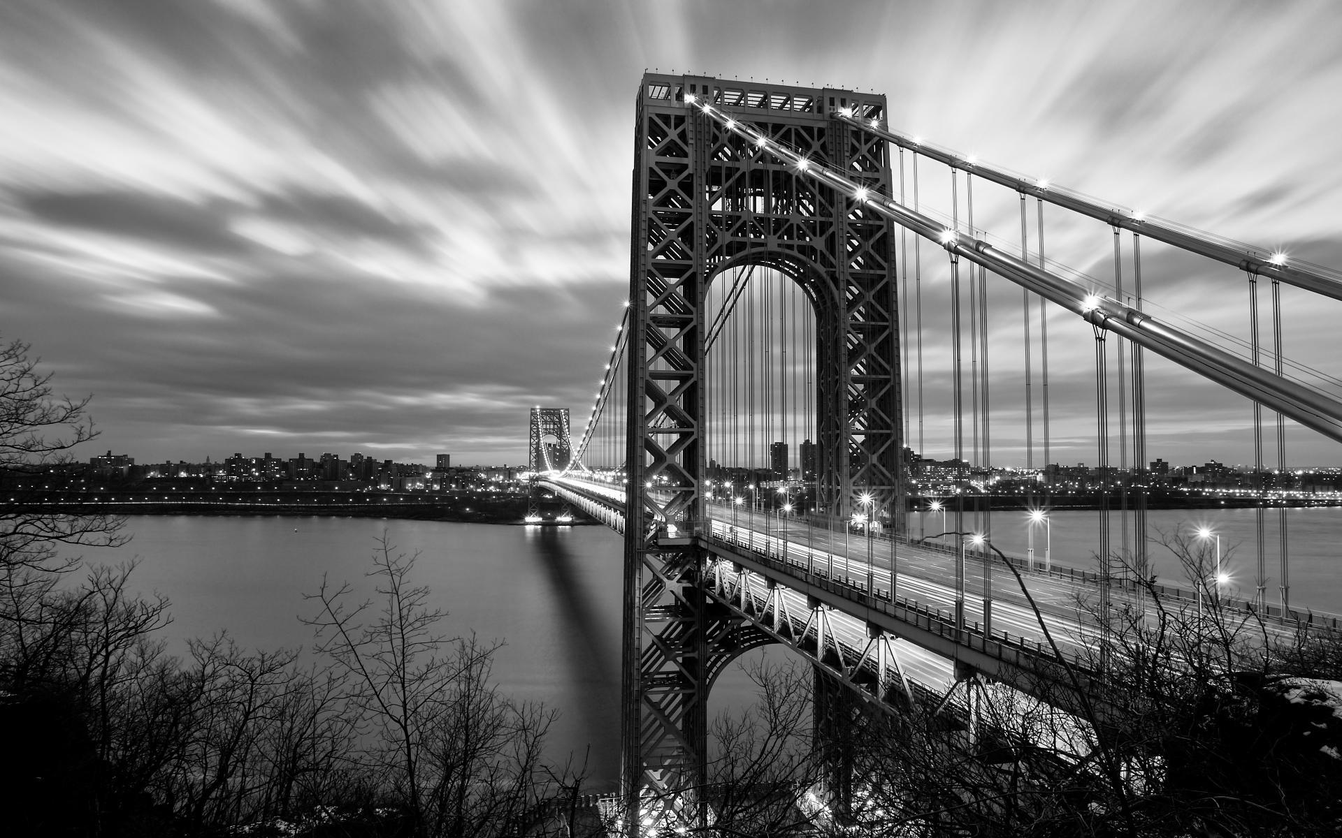 George Washington Bridge wallpapers HD quality